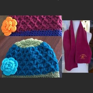 Accessories - Scarf and Hats Bundle